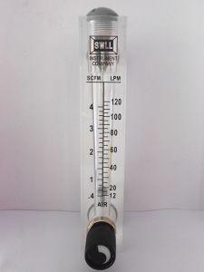 Lzm Air Flow Meter Acrylic Panel Flow Meter