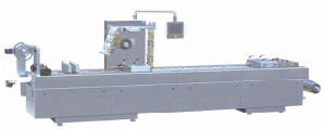PLC Control Thermoforming Vacuum Packaging Machine pictures & photos