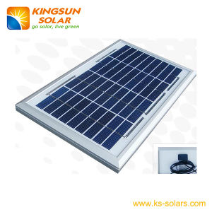 5W Solar Panel 12V Charge pictures & photos