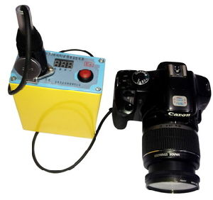 Intrinsically Safe Digital Camera (ZHS1800) pictures & photos