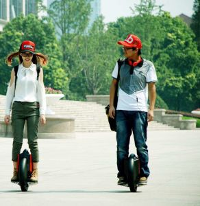 Self Balancing One Wheel Electric Unicycle