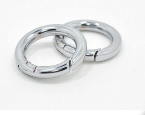 Fashion Bag Accessory Metal O Ring O-Buckle pictures & photos
