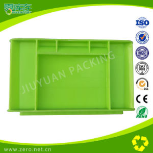 High Quality HDPE Plastic Vegetable Crate Logistics Box for Sale pictures & photos