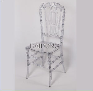 Clear PC Resin Royal Chairs pictures & photos