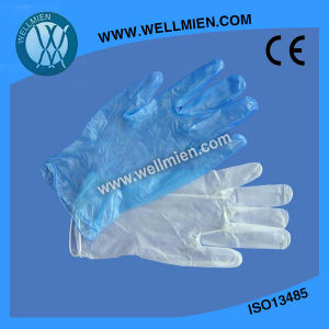 Disposable Vinyl Gloves pictures & photos