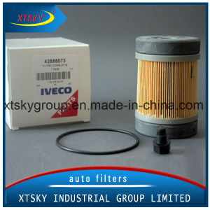 China Auto Fuel Filter 42555073 for Iveco pictures & photos