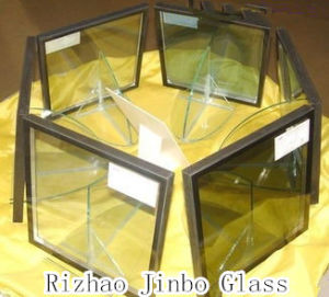 Energy-Saving Clear/ Colored Low E Insulated Glass/ Vacuum Insulated Glass / Insulating Glass (JINBO) pictures & photos