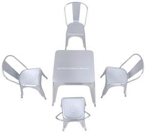Aluminum Tolix Chair (DS-05001AL) pictures & photos