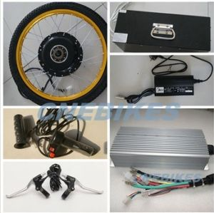 18′′ 3000W Electric Bike Kit Motor High Quality Super Motor pictures & photos