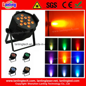 RGBA 12*4W 4-in-1 Disco Stage Effect Light LED PAR pictures & photos