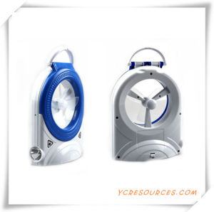 Multi-Function with Emergency LED Light Electronic Fan for Promotion pictures & photos