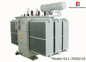 Power Transformer (S11-800/10) pictures & photos