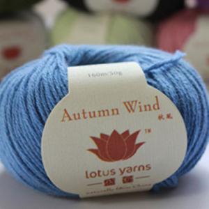 90% Cotton 10% Cashmere Yarn