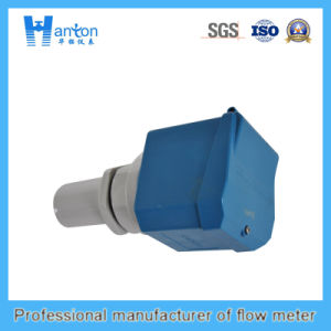 Plastic Blue All-in-One Type Ultrasonic Level Meter Ht-032 pictures & photos