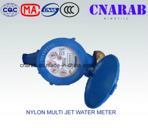 Nylon Multi Jet Water Meter Lxsg-15 pictures & photos