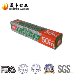 Catering Aluminum Foil Roll for Food Packaging pictures & photos