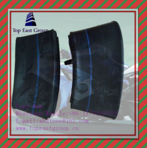 110/90-17 400-17 460-17 Butyl Natural Motorcycle Inner Tube pictures & photos