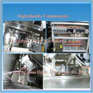 High Quality Stainless Steel Microwave Vacuum Drying Machine pictures & photos