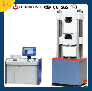 Waw-2000d Computer Control Servo High Capacity Universal Testing Machine pictures & photos