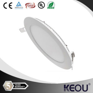 Bis Saso Approved 6 Inch 15watt Super Thin LED Downlight pictures & photos