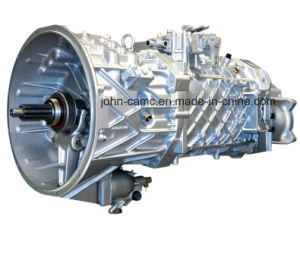 Camc Brand Gear Box 16 Speeds Transmission