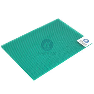 10-Year Guarantee Polycarbonate PC Hollow Sheet by 100% Virgin Material pictures & photos