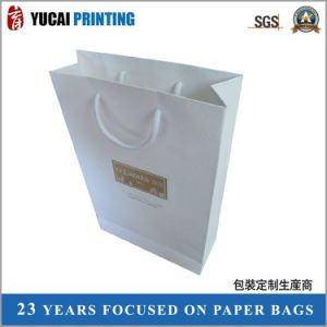 Super Quality Embossed Shopping Bag Kraft Paper Bag pictures & photos