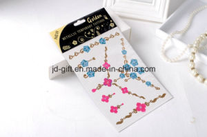 Body Jewelry Tattoo Designs Temporary Tattoo Sticker Sticker pictures & photos