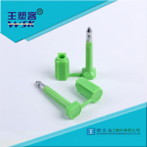 Guangzhou Supplier High Security Green Plastic Metal Bolt Seal GM004