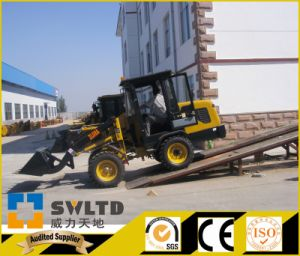 Swltd Brand Pormotion CE Wheel Loader pictures & photos