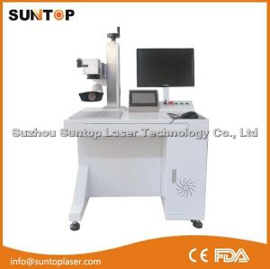 Polish Stainless Steel Laser Marking/Laser Printing Machine for Stainless Steel pictures & photos
