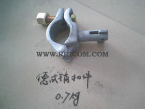BS1139 Standard Galvnized Scaffold Single Pin Coupler for German Type pictures & photos
