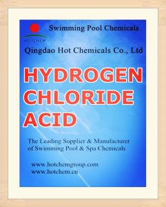 Liquid Hydrochloric Acid for Swimming Pool Chemicals CAS No 7647-01-0 pictures & photos