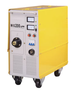 China Best Quality Inverter DC MIG Welding Machine MIG200y pictures & photos