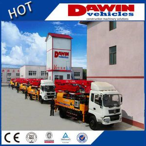 Best Price Concrete Boom Pump Truck for Africa Market pictures & photos