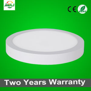 Round Surface Mounted SMD2835 6W LED Panel Light pictures & photos
