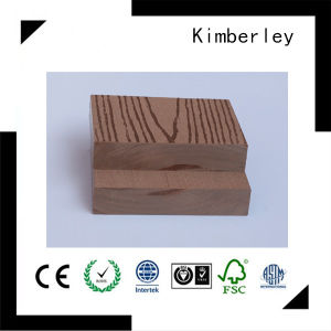 146*30mm Made in China Wood Plastic Composite Cheap Floor Tiles, WPC Solid Board pictures & photos