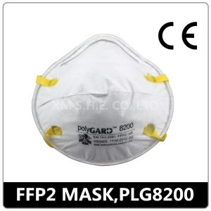 N95/Ffp2 Particulate Respirator Dust Mask (PLG 8200) pictures & photos