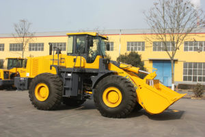 Wheel Loader (LQ968) pictures & photos