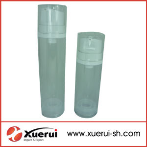 Cosmetic Plastic Airless Lotion Bottle pictures & photos