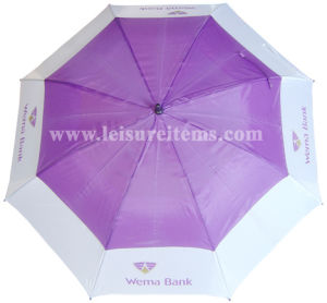 Advertising Golf Umbrella with Custom Design (OCT-G5AD) pictures & photos