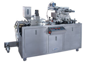 Flat Plate Automatic Blister Packing Machine (DPB-80) pictures & photos