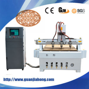 Relief, Cutting Wood CNC Router pictures & photos