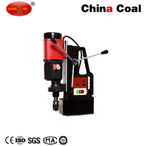 Portable Electric Magnetic Core Base Steel Plate Drill Stand pictures & photos
