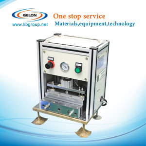 Top and Side Sealing Machine for Lithium Pouch Battery Production pictures & photos