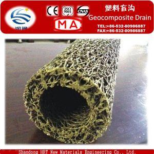 Plastic Geocomposite Drain for Highway Construstion