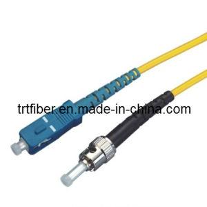 SC-ST SM SX Fiber Optic Cable (patch cord) pictures & photos