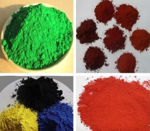 Coating Used Iron Oxide Green 835 with Superior Quality pictures & photos