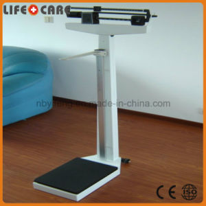 200kgs Weighing Double Ruler Body Scale pictures & photos
