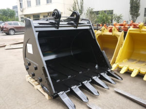 2.8 Cbm Rock Bucket for Excavator pictures & photos